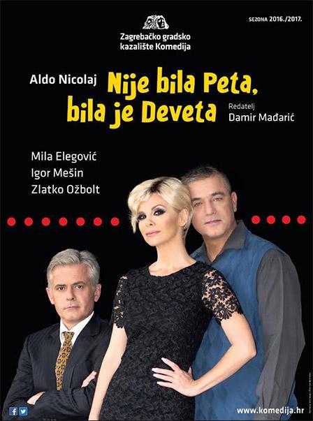 A. Nicolaj: NIJE BILA PETA, BILA JE DEVETA