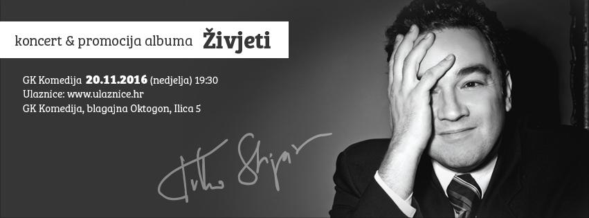 Tvrtko Stipić pjeva za Zagreb