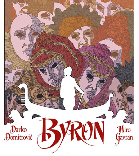 M. Gavran - D. Domitrović: BYRON