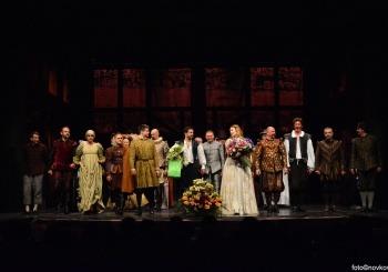 """U """"Zaljubljenog Shakespearea"""" zaljubila se premijerna publika!"""