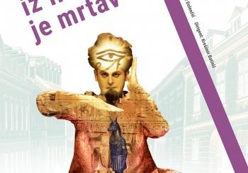 """Otkazana izvedba predstave """"Faraon iz Ilice je mrtav"""""""
