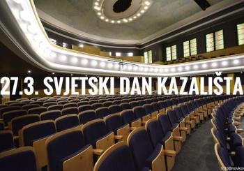 Čestitamo Svjetski dan kazališta