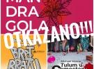 """Otkazane predstave """"Mandragola"""" 29. i 30. travnja, """"Brat bratu"""" 6. svibnja i """"Tulum u samostanu"""" 7. svibnja!"""